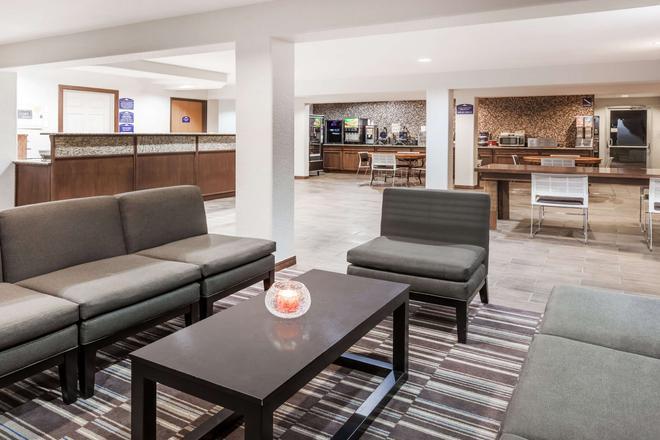 Microtel Inn & Suites by Wyndham Ardmore - Ardmore - Lobby