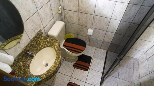 樹懶旅館 - 伊塔卡爾 - 伊塔卡雷 - 浴室