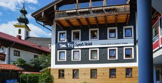 Das Top Sport Hotel - Inzell - Edificio