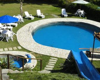 Pousada Chácara do Rio - Lumiar - Pool