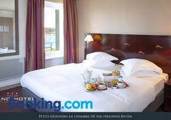 Grand Hôtel Benodet Abbatiale - Bénodet - Bedroom