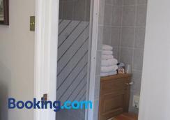 Clayhill House Bed & Breakfast - Lyndhurst - Bathroom
