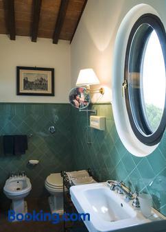 Il Borghetto Country Inn - San Casciano Val Di Pesa - Bathroom