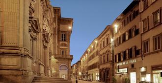 Hotel De La Ville - Florence - Outdoor view