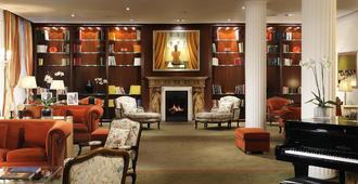 Hotel De La Ville - Florence - Lounge