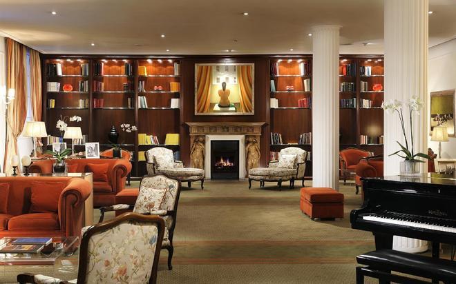 德拉威樂飯店 - 佛羅倫斯 - 休閒室