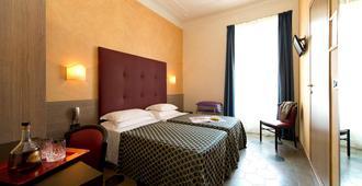 Panizza - Mailand - Schlafzimmer