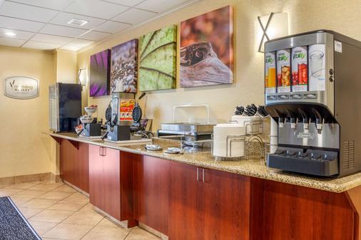 Sleep Inn & Suites Airport - Milwaukee - Buffet