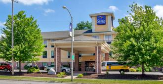 Sleep Inn & Suites Airport - Milwaukee - Edificio