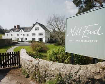 Mill End Hotel - Newton Abbot - Building