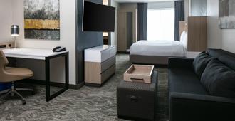 SpringHill Suites by Marriott Tulsa - Tulsa - Habitación