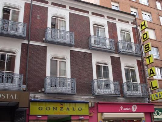 Hostal Lima - Valladolid - Edificio
