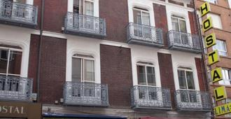 Hostal Lima - Valladolid - Building