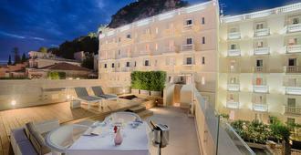 NH Collection Taormina - טאורמינה - חדר שינה