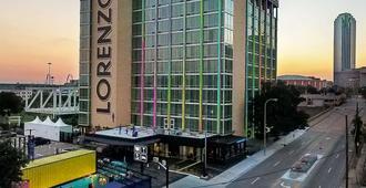 Lorenzo Hotel - Dallas - Building