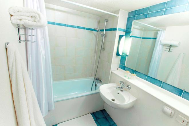 Campanile Thionville - Yutz - Yutz - Salle de bain