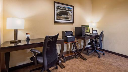 Best Western Windsor Pointe Hotel & Suites-AT&T Center - San Antonio - Business centre