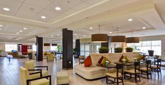 Home2 Suites by Hilton Albuquerque/Downtown-University - Albuquerque - Lobby