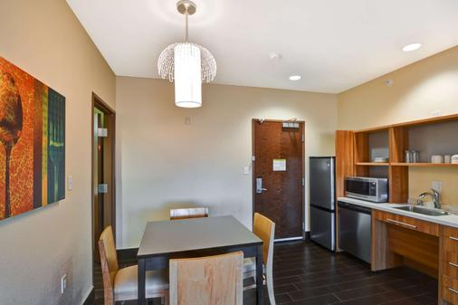 Home 2 Suites by Hilton Albuquerque/Downtown-University - Albuquerque - Dining room