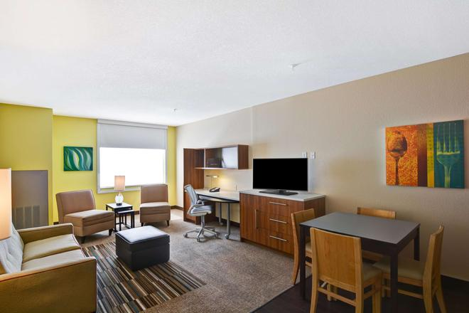 Home 2 Suites by Hilton Albuquerque/Downtown-University - Albuquerque - Phòng khách