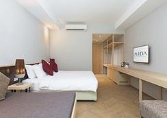 Mida Resort Kanchanaburi - Thành phố Kanchanaburi - Phòng ngủ