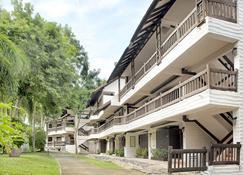 ไมด้า รีสอร์ท กาญจนบุรี - กาญจนบุรี - อาคาร