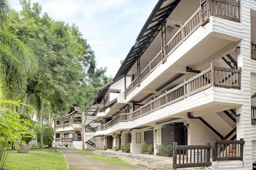 Mida Resort Kanchanaburi - Thành phố Kanchanaburi - Toà nhà