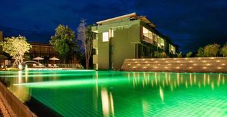 Mida Resort Kanchanaburi - Kanchanaburi - Pool