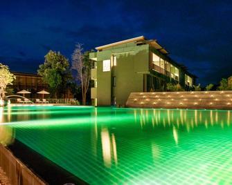 ไมด้า รีสอร์ท กาญจนบุรี - กาญจนบุรี - สระว่ายน้ำ