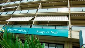 Quality Hotel Rouge et Noir - Roma - Edifício