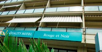 Quality Hotel Rouge et Noir - Ρώμη - Κτίριο