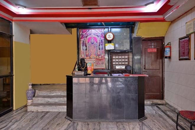 阿迪亞宮殿酒店 - 阿格拉 - Agra/阿格拉 - 櫃檯