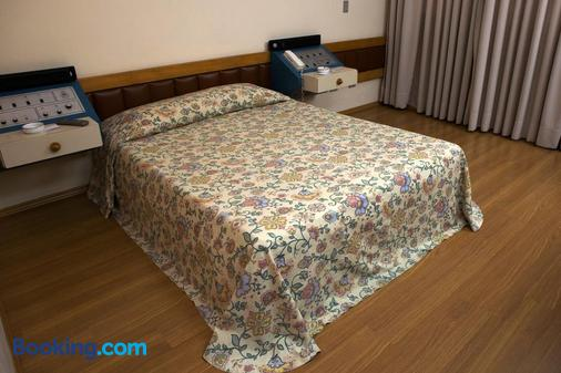 Hotel Gran Corona - Sao Paulo - Bedroom