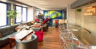 柏林 Generator 旅館 - 柏林 - 柏林 - 休閒室