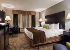 貝斯特韋斯特日出高級酒店 - 納什維爾 - 納什維爾(田納西州) - 臥室