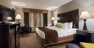 Best Western PLUS Sunrise Inn - נאשוויל - חדר שינה