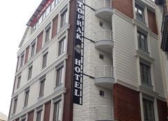توبراك هوتل - فان - مبنى