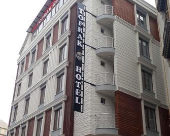Toprak Hotel - Van - Budova