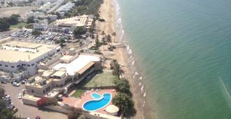 Al Qurum Resort - Маскат - Вид снаружи