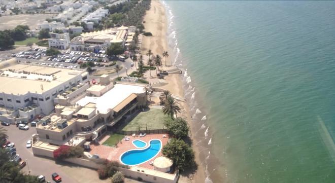Al Qurum Resort - Μουσκάτ - Θέα στην ύπαιθρο