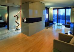 Radisson Blu Hotel, Cologne - Colonia - Lobby
