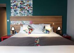 Best Western Hotel de Paris - Laval - Schlafzimmer