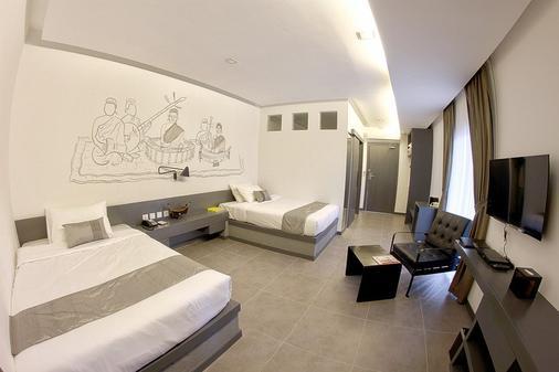 Teav Boutique Hotel - Phnom Penh - Bedroom