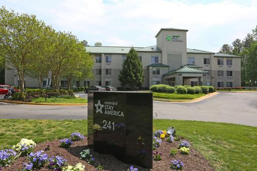 Extended Stay America - North Chesterfield - Arboretum - Richmond - Toà nhà