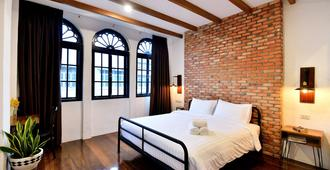 The Rommanee Classic Guesthouse - Phuket City - Bedroom