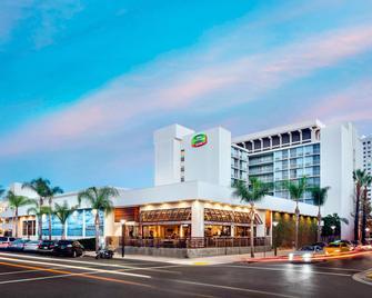 Courtyard by Marriott Long Beach Downtown - Лонг-Біч - Building