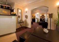 Achat Hotel Dresden Elbufer - Drezno - Lobby