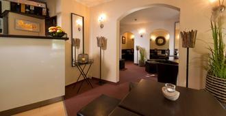 Achat Hotel Dresden Elbufer - דרזדן - לובי