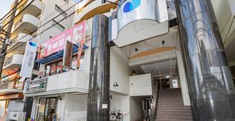 Sky Heart Hotel Koiwa - Tokio - Rakennus
