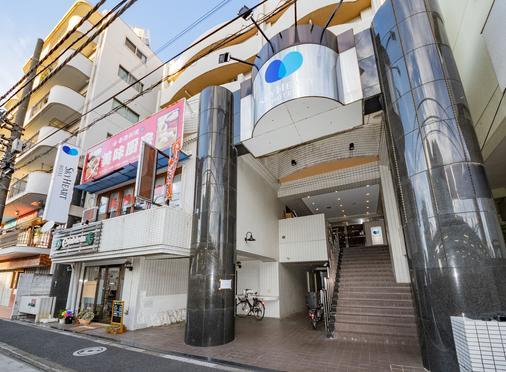 Sky Heart Hotel Koiwa - Τόκιο - Κτίριο